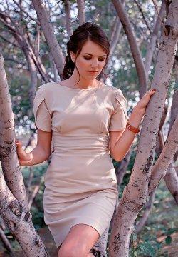 elegancka i zadbana kobieta
