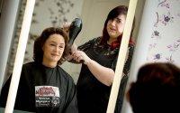 fryzjerka, praca, salon fryzjerski